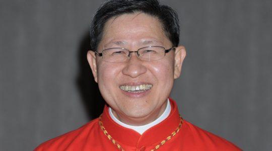 Filipiny dziękują kardynałowi Tagle(Vatican Service News - 29.01.2020)