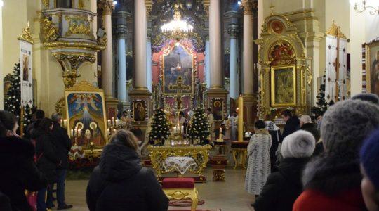 Boże Narodzenie w tradycji Kościołów Wschodnich (Vatican Service News - 07.01.2020)