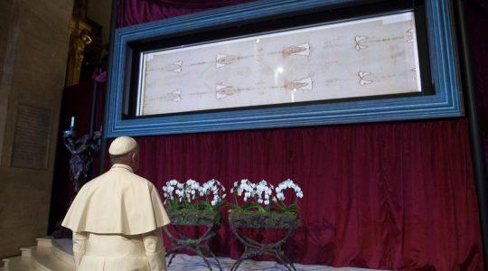 Całun Turyński będzie ponownie udostępniony (Vatican Service News -02.01.2020)
