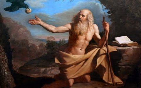 Święty Paweł z Teb, pustelnik (15.01.2020)