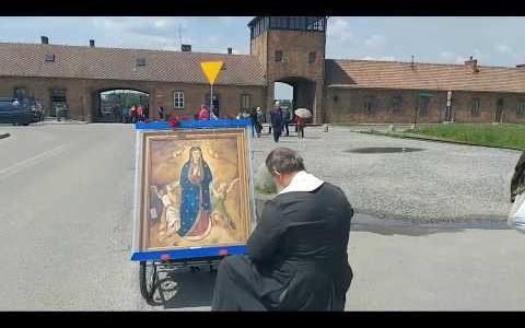 W Auschwitz rok temu  (27.01.2020)