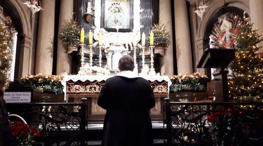 Preghiere per padre Jarek (05.02.2020)