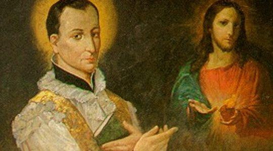 Święty Klaudiusz de la Colombiere, prezbiter (15.02.2020)