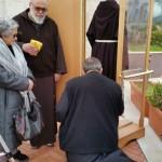 """Relikwie św. o. Pio i """"niewidzialny"""" ks. Jarek  (6.02.2020)"""