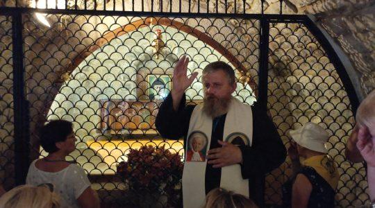 Świadectwa i modlitwa w intencji ks. Jarka-(17.02.2020)