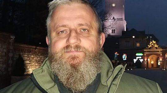 Aggiornamento sullo stato di salute di Padre Jarek Cielecki925.02.2020)