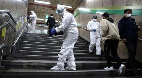 Coronavirus sta portando le conseguenze-pregiamo (22.02.2020)