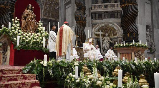 Trwanie w bliskości Boga jest jedyną naszą nadzieją (Vatican Service News - 02.02.2020)