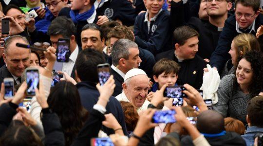 Papież pozdrawia Polaków( 07.02.2020)