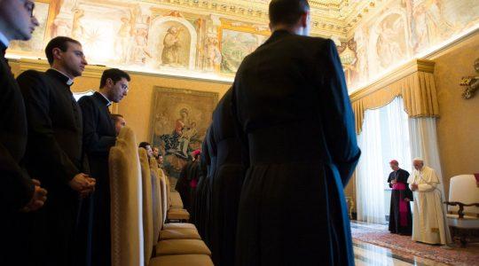 Nowa strategia Ojca Świętego Franciszka( 18.02.2020)