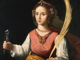 Święta Apolonia, dziewica i męczennica (09.02.2020)