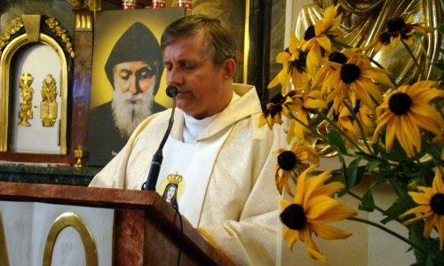 Testimonianza di Grazia ricevuta per intercessione di S. Charbel  Nell'anno 2011-2012 (24.02.2020)