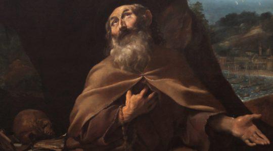 Święty Konrad z Piacenzy, pustelnik (19.02.2020)