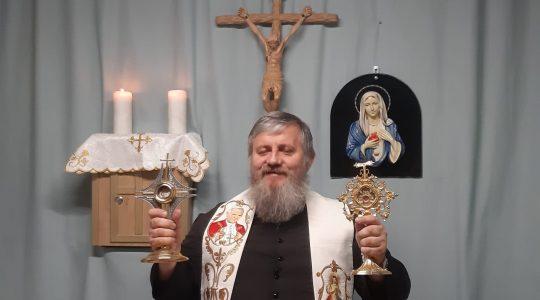 Różaniec Św.-transmisja z Mszy Świętej-(28.03.2020)