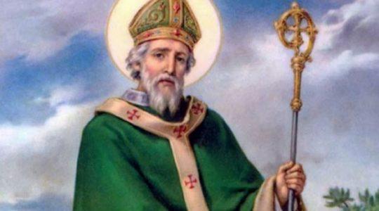 Święty Patryk, biskup (17.03.2020)