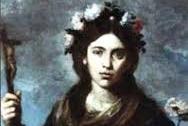 Święta Róża z Viterbo, dziewica i zakonnica (06.03.2020)
