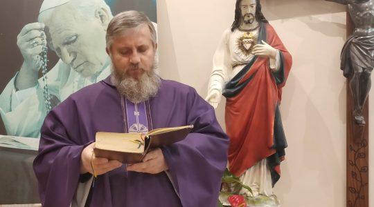 La Santa Messa in diretta (20.03.2020)