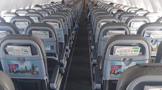 Gdy samoloty latają puste…  (6.03.2020)