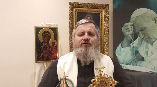 Adoracja Eucharystyczna-Adorazione Eucaristica-(18.03.2020)