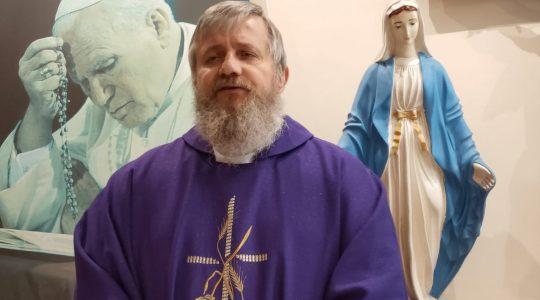 La Santa Messa in diretta (18.03.2020)