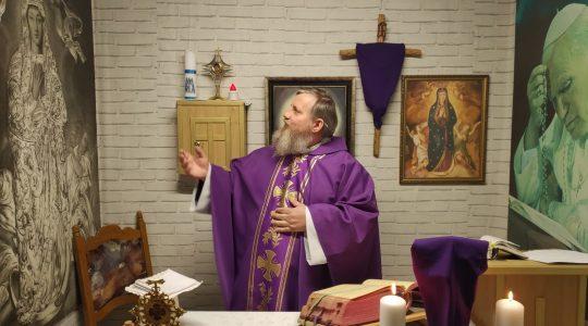 La Santa Messa in diretta-(31.03.2020)