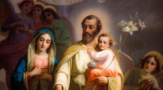 Święty Józef Oblubieniec Najświętszej Maryi Panny (19.03.2020)