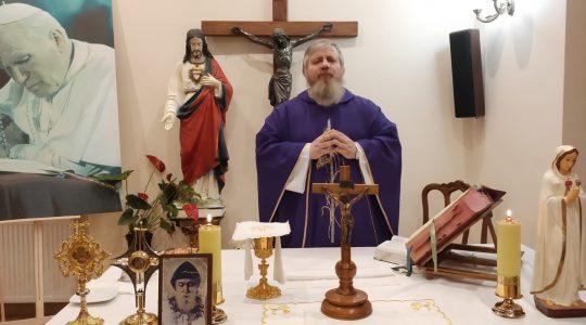 Transmisja z Mszy Świętej (20.03.2020)