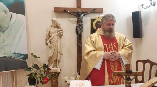La Santa Messa in diretta-Festa di San Giuseppe (19.03.2020)