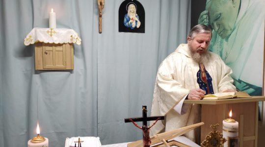 La Santa Messa in diretta-(26.03.2020)