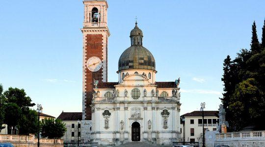 W Monte Berico modlono się w czasie epidemii w XV wieku  (6.02.2020)