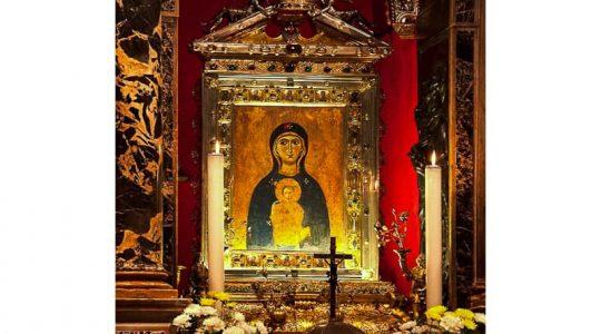 Venezia, la peste e le processioni con la Madonna Nicopeia (06.03.2020)