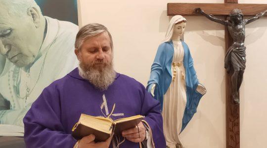 La Santa Messa in diretta (17.03.2020)