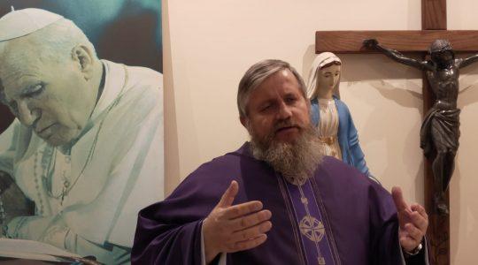Transmisja z Mszy Świętej (16.03.2020)