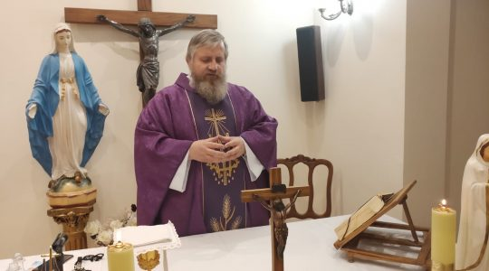 La Santa Messa in diretta (14.03.2020)