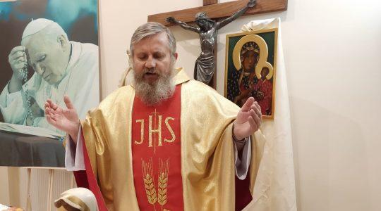 Wspomnienie Świętego Józefa-transmisja z Mszy Świętej (19.03.2020)