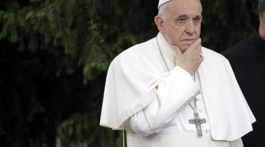 Anioł Pański z Ojcem Świętym Franciszkiem (Charbel TV News - 22.03.2020)