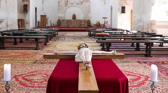 Zalecenia Stolicy Świętej w zakresie celebracji Triduum Sacrum (Charbel TV News - 21.03.2020)