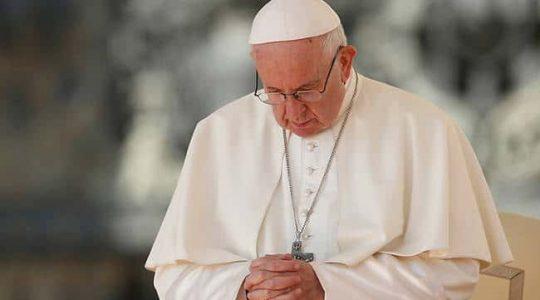 Dziś mija 7. rocznica wyboru papieża Franciszka(Charbel TV News - 13.03.2020)