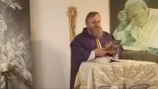 Adoracja Eucharystyczna-Adorazione Eucaristica-23.03.2020