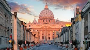 Pierwszy przypadek koronawirusa w Watykanie (06.03.2020)