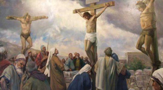 Święty Dobry Łotr (26.03.2020)