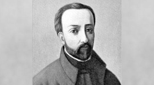 Święty Gabriel Lalemant, zakonnik i męczennik(16.03.2020)