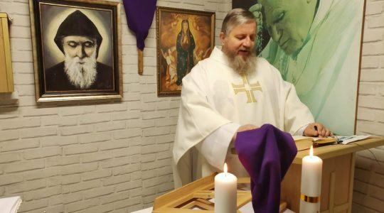 Transmisja z Mszy Świętej-Wielki Czwartek-09.04.2020