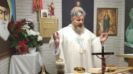 La Santa Messa in diretta-01.05.2020