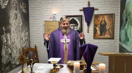 Transmisja z Mszy Świętej-06.04.2020