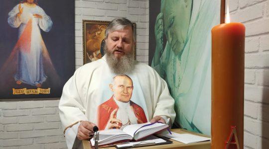 La Santa Messa in diretta-22.04.2020