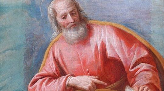 Święty Marek, Ewangelista (25.04.2020)