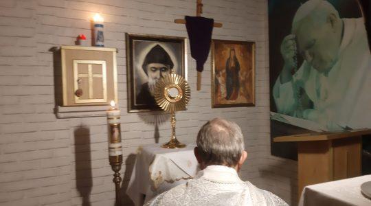 Koronka do Bożego Miłosierdzia- Coroncina della Divina Misericordia-07.04.2020