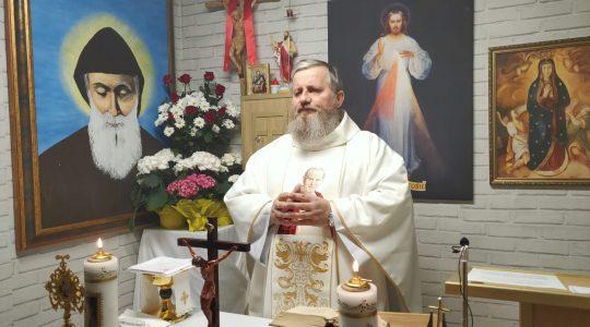 La Santa Messa in diretta-Festa della Divina Misericordia-19.04.2020