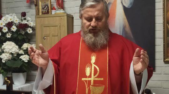 La Santa Messa in diretta-25.04.2020